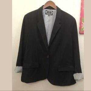 Ambiance Apparel Blazer  Plus Size 3X